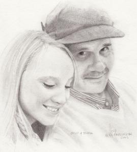 Scott and Emma
