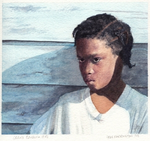 Grand Bahama Girl