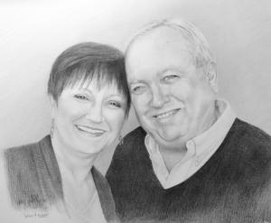 Robert and Leah