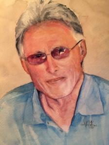 Greg Self Portrait